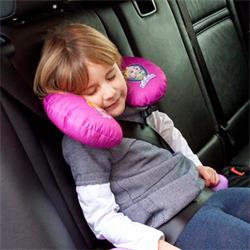LPC111 - almohadilla cinturón coche cervical niña patrulla canina