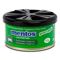 MNT601EU - Perfumador organico manzana lata Mentos