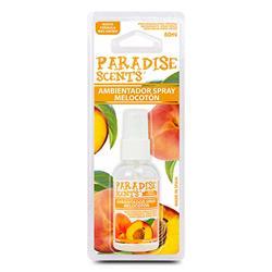 PER70013 - Perfumador spray melocoton 50 ml Paradise Scents