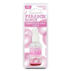 PER70014 - Perfumador spray chicle 50ml Paradise Scents