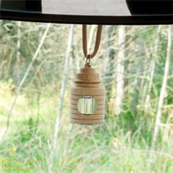 PER80145 - Perfumador madera coco Paradise Scents/colgar