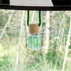 PER80167 - Perfumador botella pino Paradise Scents/colgar