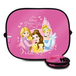 PRIN101 - 2 cortinillas coche Princesas Disney
