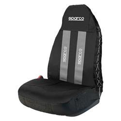 SPC1020GR - Funda asiento universal individual coche gris SPARCO SPC