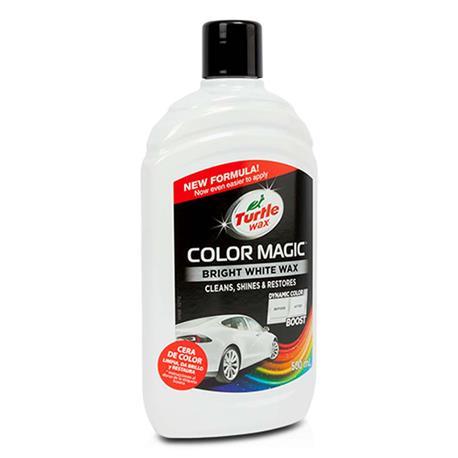 TW52712 - Color magic blanco 500 ml Turtle Wax