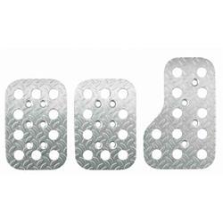 Set Pedales Lam.Aluminio