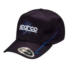 Gorra 40Th Sparco azul