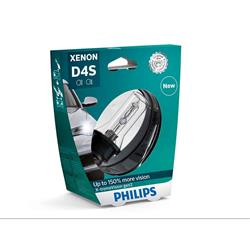 comprar en Autooutlet 42402XV2S1 - Lámpara Xenon Philips D4S X-tremeVision 42V35W P32d-5 S1