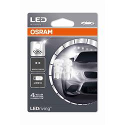 2880CW-02B - OSRAM LEDriving®2880CW 1W 12V W2.1X9.5D BLI2