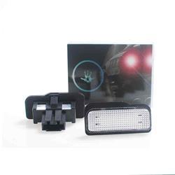 comprar en Autooutlet CLP024 - Plafón de matrícula LED LD-W203-5D