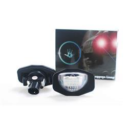 comprar en Autooutlet CLP032 - Plafón de matrícula LED LP-FTSC