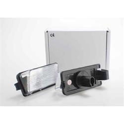 comprar en Autooutlet CLP036 - Plafón de matrícula LED LP-NSL
