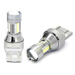 comprar en Autooutlet 1 unidad - L098W - Lámpara LED - T20 21xSMD3014 6W 12-24V, blanca