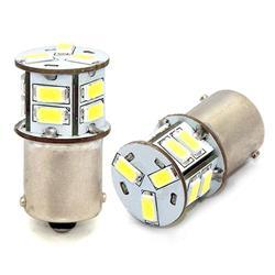 comprar en Autooutlet 1 unidad - L100W - Lámpara LED - BA15s 13xSMD5630 12V, blanca