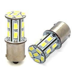 comprar en Autooutlet 1 unidad - L101W - Lámpara LED - BA15s 18xSMD5630 12V, blanca