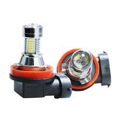 comprar en Autooutlet L492W - Lámpara LED - H11 21xSMD3014 21W 12-24V LG, blanca