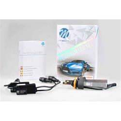 comprar en Autooutlet LSO8 - H8 Kit led para faros M-TECH Platinum , calidad superior