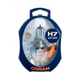 comprar en Autooutlet OCLKMH7 - H7 estuche fusibles y lámparas repuesto OSRAM Kit 12V