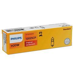 comprar en Autooutlet 12025CP - 10 unidades lámpara Philips H10W - H20W - H5W 12V20W BA9s CP