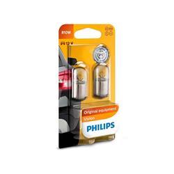 comprar en Autooutlet 12814B2 - Blíster 2 lámparas Philips R10W 12V10 BA15s B2