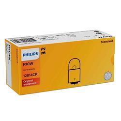 comprar en Autooutlet 12814CP - 10 unidades Philips R10W 12V10 BA15s CP