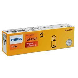 comprar en Autooutlet 12929CP - 10 unidades Philips T4W 12V4 BA9s CP