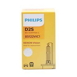 comprar en Autooutlet 85122VIC1 - Lámpara PHILIPS XENON 12V D2S VISION C1 85V 35W P32d-2