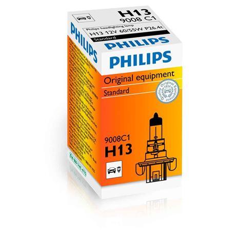 comprar en Autooutlet 9008C1 - Lámpara Philips H13 12V60/55W P26,4t C1