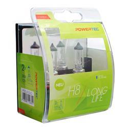 comprar en Autooutlet PTZLL8-DUO - Powertec Long Life H8 12V DUO