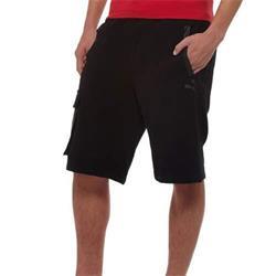 Bermuda Shorts hombre Ferrari negro talla S