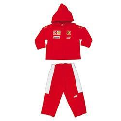 Chándal bebé Ferrari rojo talla 30 meses