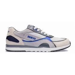 S00126237SIAZ - Zapatillas Sh-17 Talla 37 Plata Azul Sparco