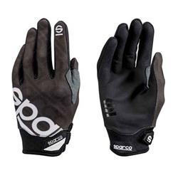 Guantes Meca 3 Sparco Tg. L negro