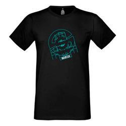 Camiseta Tron Sparco Tg. Xxl Negra