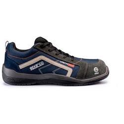 Par zapatillas Sparco Urban Evo Tg. 38 azul/gris