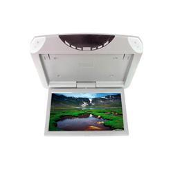 """KIN035450 - Monitor techo gris 10.2"""", USB, SD, 180º, fm, altavoces integrados , KDX AUDIO"""