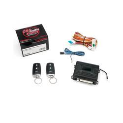 KIN096204 - Telemando KDX con 2 mandos a distancia para cierre centralizado, universal, KDX AUDIO