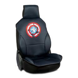 Chollo Auto Outlet CAPA103 - Respaldo coche negro Capitan América universal