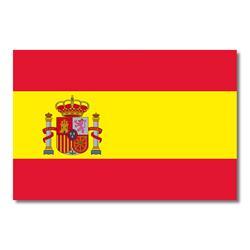 Precio bajo en Auto Outlet ADH06591 Pegatina Bandera España 1 Ud para coche, casa, ordenador, etc..