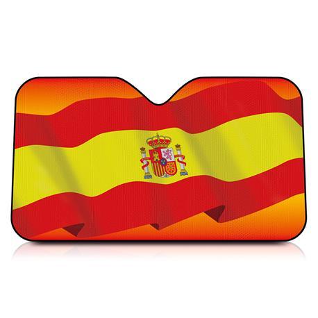 Mejor precio en Auto Outlet INT41113 Parasol para coche España Bandera 130X70