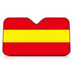 INT41114 Parasol para coche España 140X80Cm