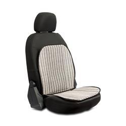Precio bajo en Auto Outlet INT90186 Respaldo asiento para coche Transpirable Lineas 88*46Cm