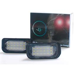 CLP023 - Plafón de matrícula LED LD-W203-4D