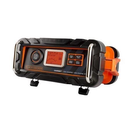 BC20BD - Cargador mantenedor 20 Amp. / Arrancador 40 Amp.
