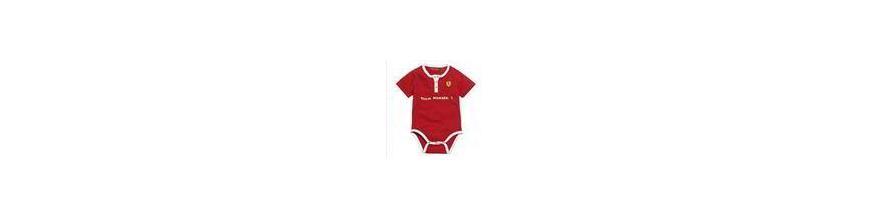Calzado y ropa bebé