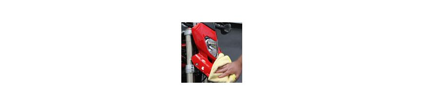Productos Limpieza Moto