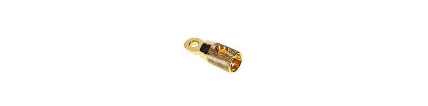 Accesorios-Terminales Oro