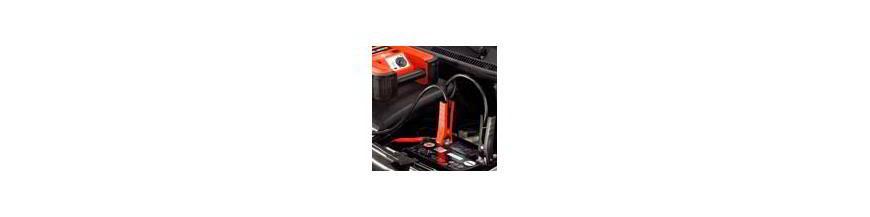 Baterías Maquinaria Ligera-Aparatos