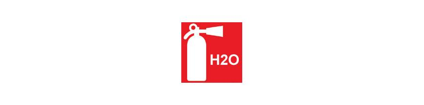 Extintores Hídricos