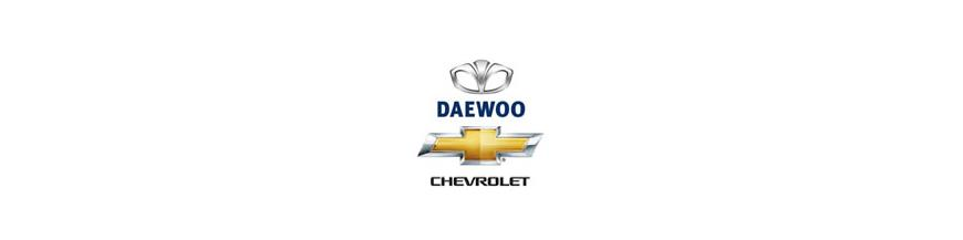 Adaptador Auto-Radio Chrevrolet/Daewoo